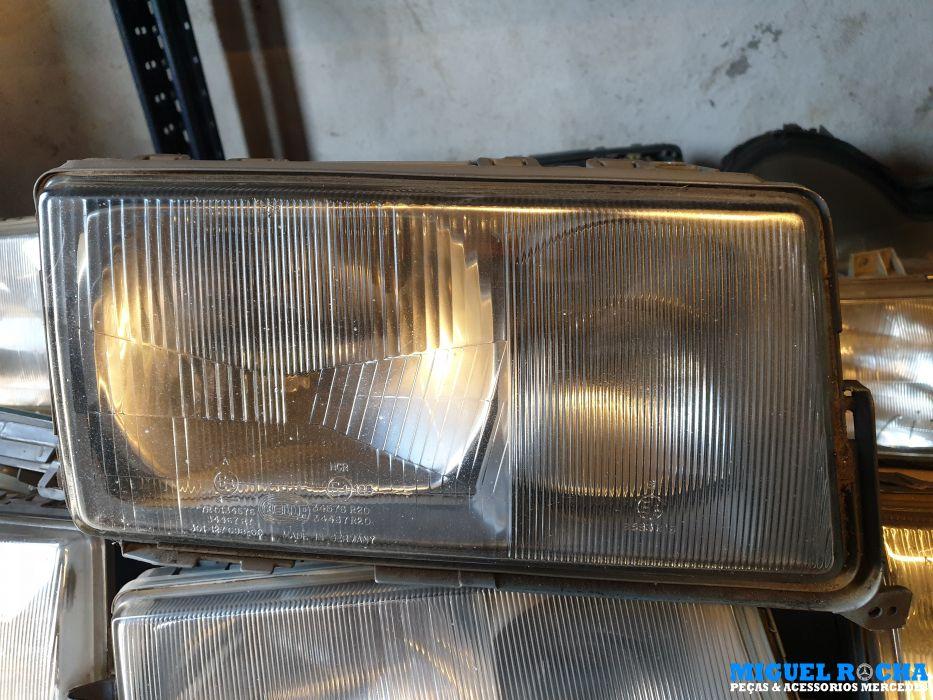 Conjunto de ópticas originais Hella Mercedes 190
