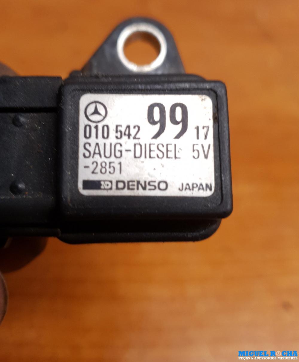 Sensor pressão colector de admissão Mercedes