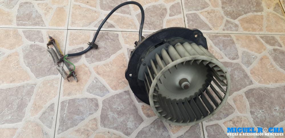Ventilador / Motor de chauffage Mercedes W123