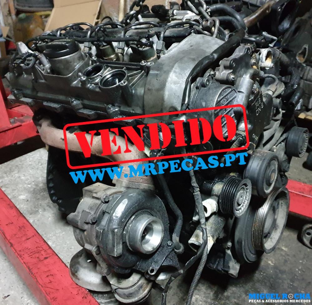 Motor Mercedes C220 CDI 143cv OM611