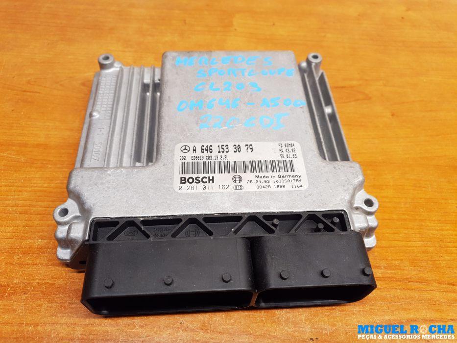 Centralina do motor Mercedes Sportcoupe 220CDI 150cv ( CL203 )