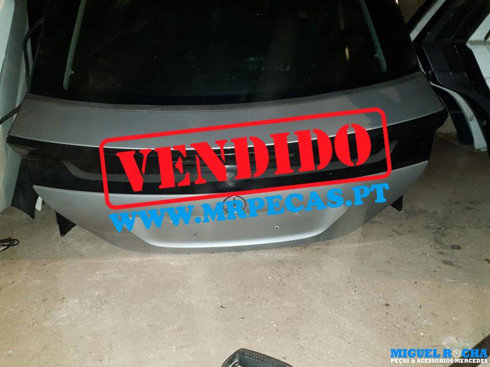Mala Mercedes Sportcoupe CL203