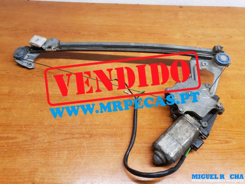 Mecanismo / elevador eléctrico do vidro de trás esquerdo Mercedes 190 ( W201 )