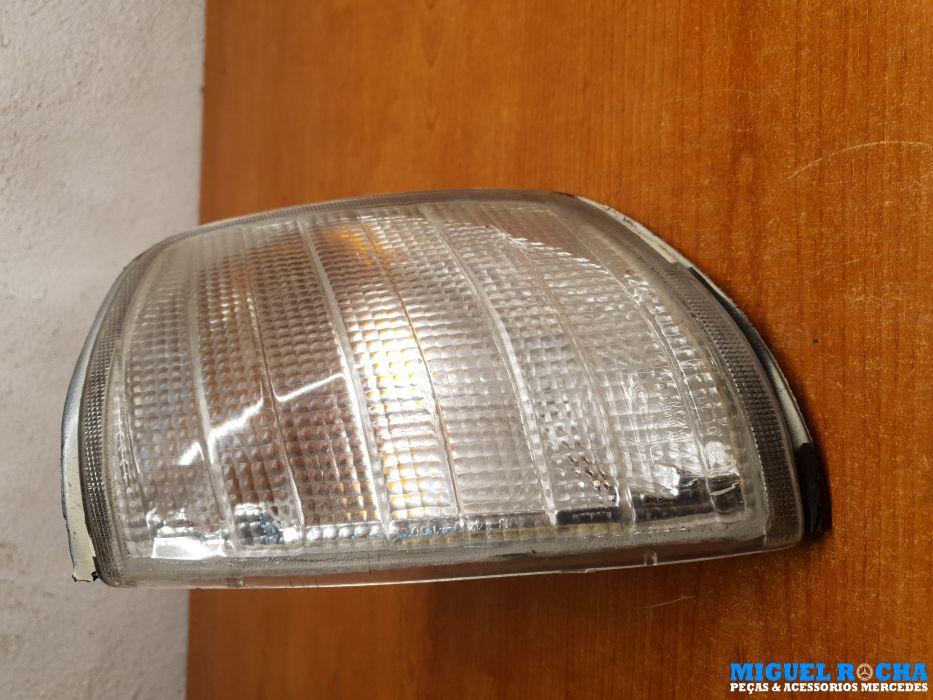 Pisca lado esquerdo branco DEPO Mercedes W124 / S124