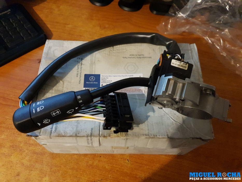 Comutador / Manete dos piscas, escovas, maximos Mercedes W202 original nova em caixa - 202 540 21 44