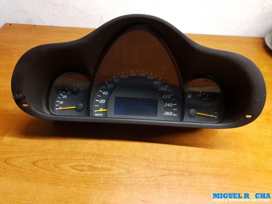 Quadrante Mercedes Sportcoupe C220CDI 150cv 2003 ( CL203 )