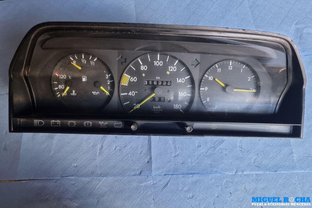 Quadrante caixa de 4 velocidades Mercedes 190