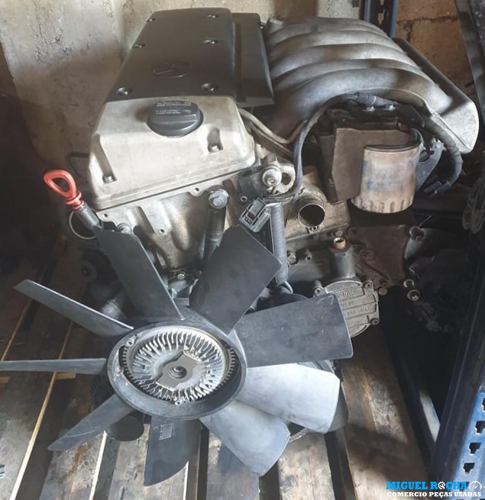 Motor Mercedes 300Turbo ( w210 / W140 ) om606.962
