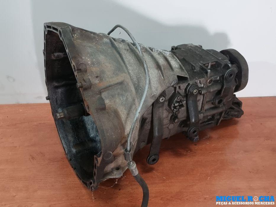 Caixa de velocidades Mercedes S/W202 Ref 717.416