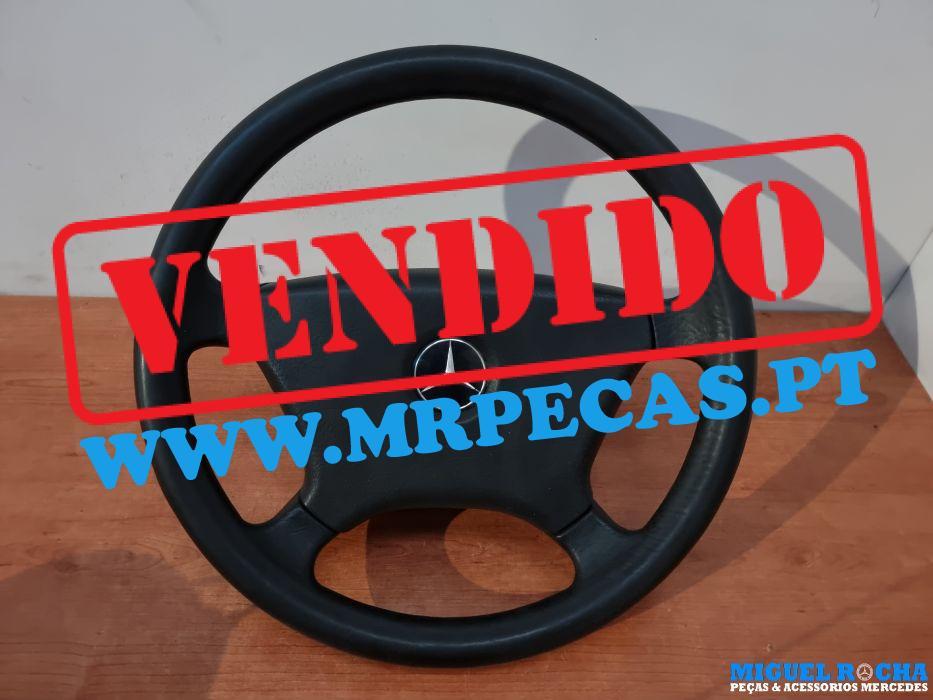 Volante Mercedes 190 ou W124 sem airbag