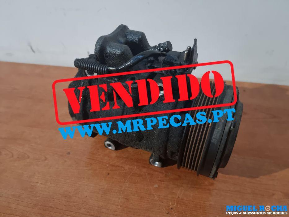 Sistema de ar condicionado completo Mercedes 190 2.3 8v