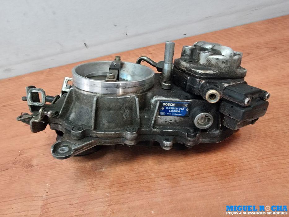 Corpo de injecção Mercedes 190E 2.0 para venda as peças