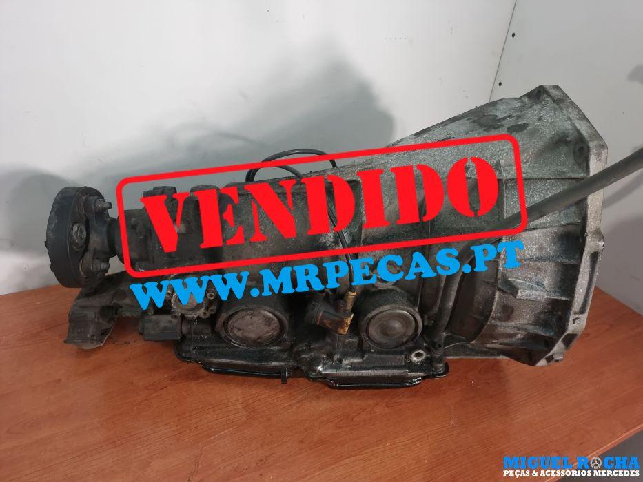 Caixa automática + torque Mercedes 190 Ref 722.408