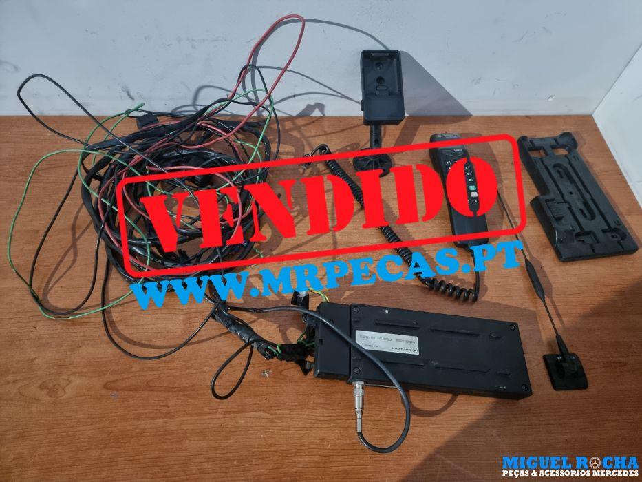 Sistema de telefone motorola original Mercedes 190