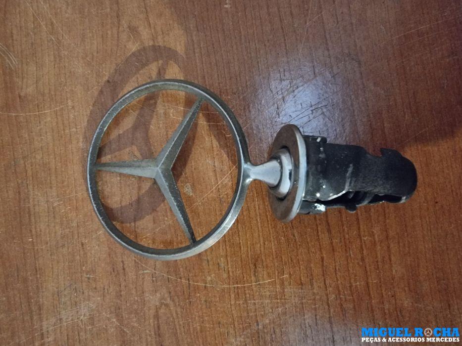 Estrela capot Mercedes 190 ou W124