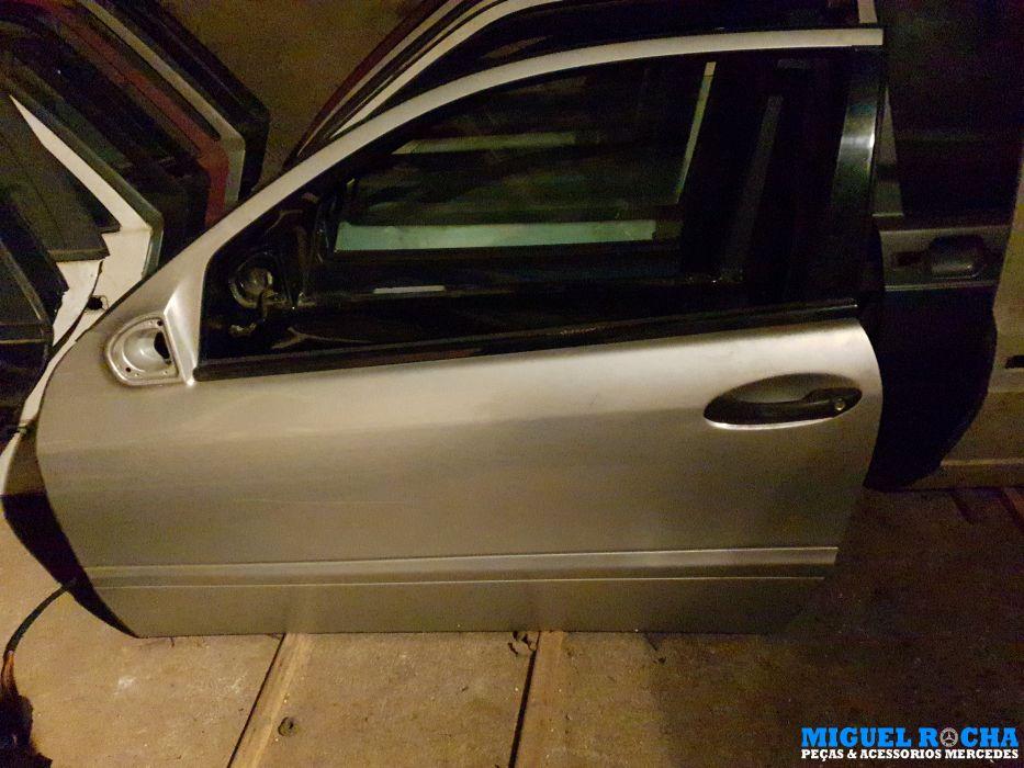 Porta esquerda Mercedes Sportcoupe CL203