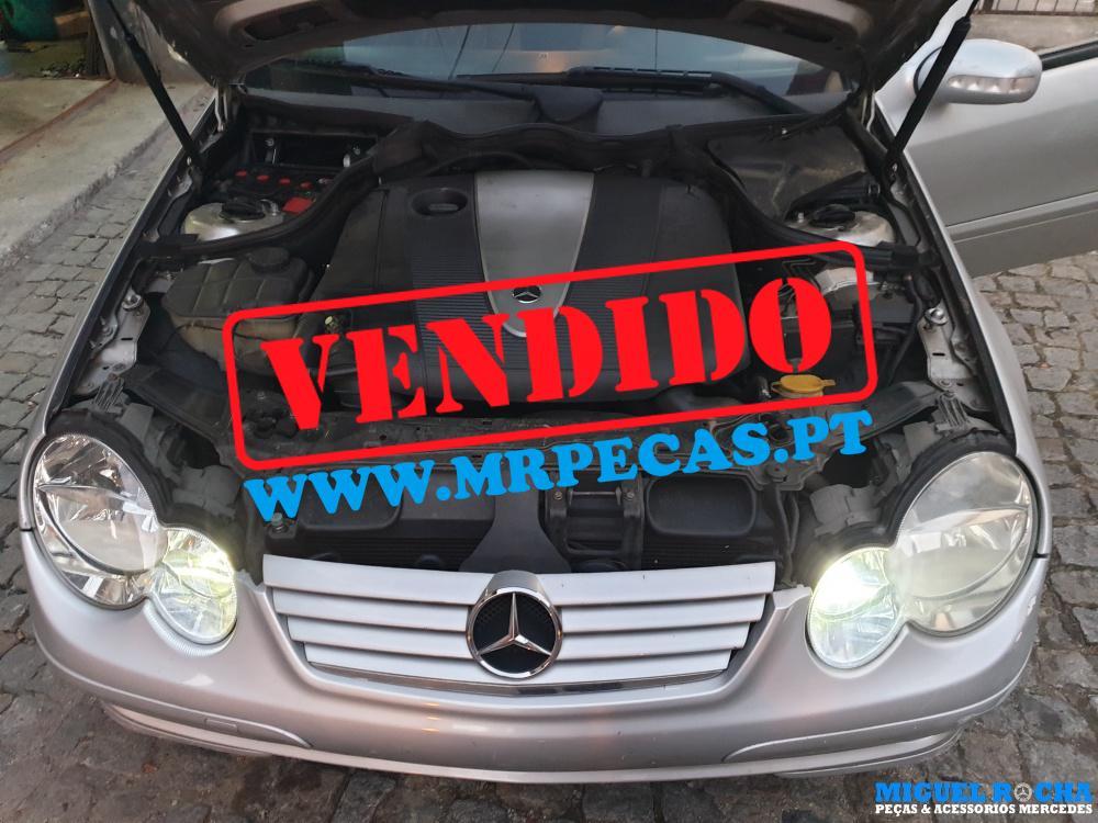 Motor para Mercedes C220 / E220 - OM646 150cv