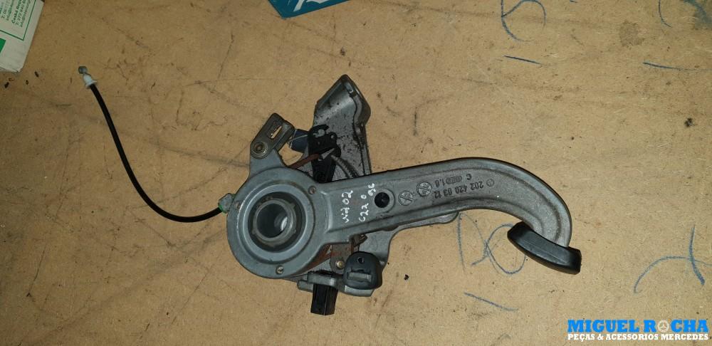 Travão de pé / mão Mercedes S202 / W202