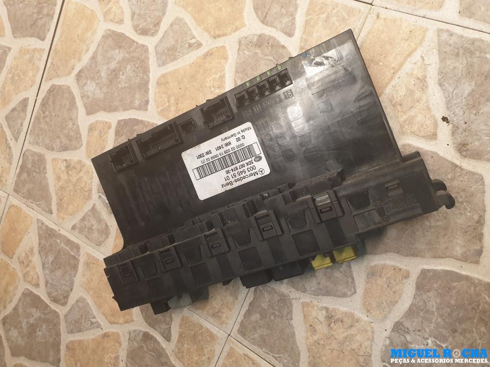 SAM traseira Mercedes C200 / C220 CDI W203