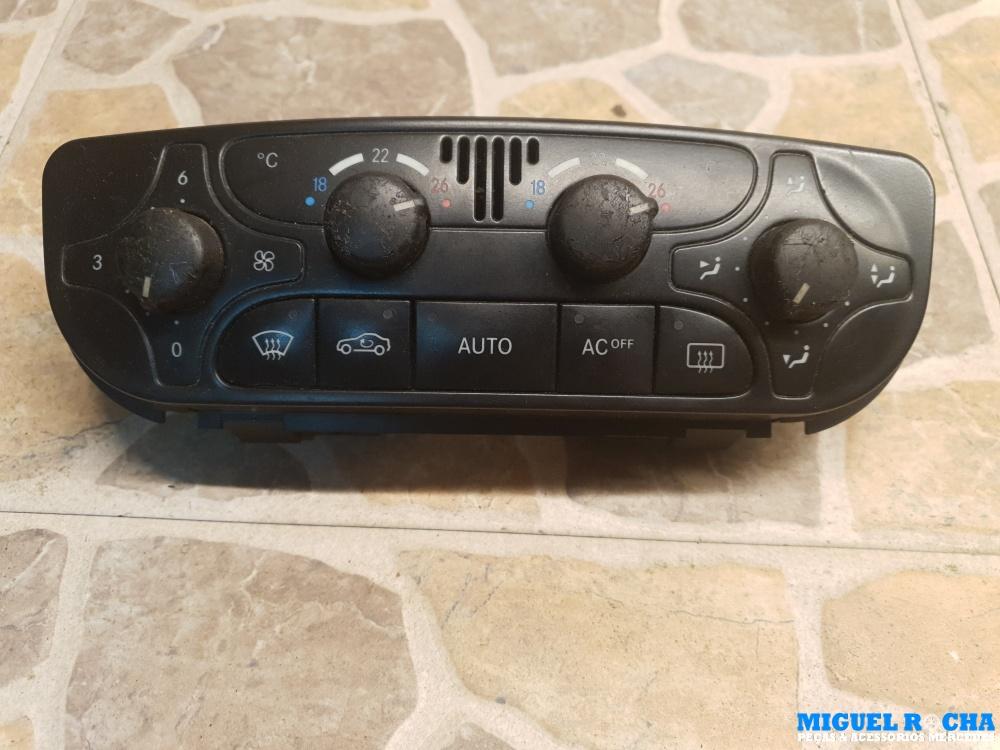 Comandos / Modulo de chauffage Mercedes C W203